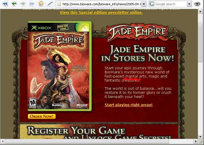 Jade empire pc hd 1 - furious ming - youtube